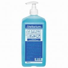 Антисептик кожный дезинфицирующий спиртосодержащий (75%) с дозатором 1 л STELLARIUM (Стеллариум), готовый раствор, 1000-СТ