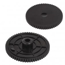 Сменные диски для мощного дырокола BRAUBERG 'Riff', на 100 листов, комплект 2 шт., 226875