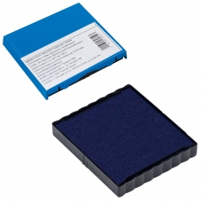 Подушка сменная для TRODAT 4924, 4940, 4724, 4740, синяя, 69819