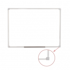 Доска магнитно-маркерная STAFF, 45х60 см, ПВХ рамка, 236157