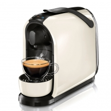 Кофемашина капсульная TCHIBO Cafissimo PURE White, мощность 950 Вт, объем 1,1 л, белая, 326529
