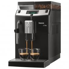 Кофемашина SAECO LIRIKA, 1850 Вт, объем 2,5 л, емкость для зерен 500 г, ручной капучинатор, черная, 10004476