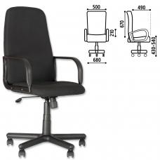 Кресло офисное 'Diplomat', черное