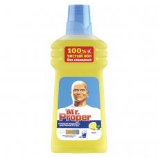 Средство для мытья пола и стен 500 мл, MR.PROPER Мистер Пропер 'Лимон'