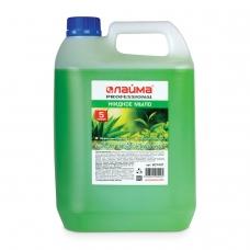 Мыло жидкое 5 л, ЛАЙМА PROFESSIONAL 'Алоэ и зеленый чай', 601431