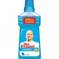 Средство для мытья пола и стен 500 мл, MR.PROPER Мистер Пропер 'Океан'