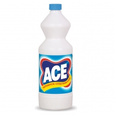 Средство для отбеливания и чистки тканей 1 л, ACE Ас, для белой ткани