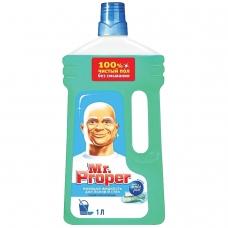Средство для мытья пола и стен 1 л, MR.PROPER Мистер Пропер, 'Горный ручей и прохлада', MP-81519421