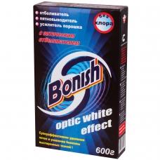 Средство для удаления пятен 600 г, BONISH Бониш 'Optic white effect', без хлора