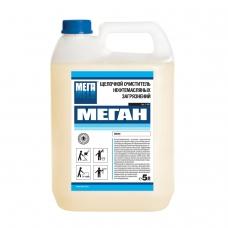 Средство для удаления нефтемаслянных загрязнений 5 л, МЕГАН, щелочное, А 160