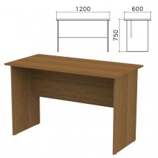 Стол письменный 'Канц', 1200х600х750 мм, цвет орех пирамидальный, СК22.9